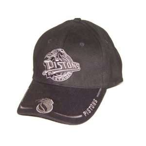 Detroit Pistons NBA ball cap hat   one size fit   cotton