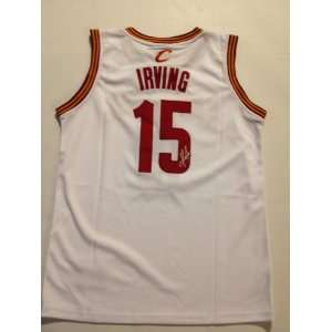 Cleveland Cavaliers Rookie Kyrie Irving Signed Autographed