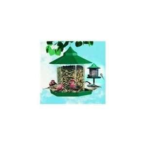 Perky Pet Gazebo Wild Bird Feeder Patio, Lawn & Garden