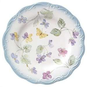 Vienna 8.75 Floral Salad Plate (Set of 4)  Kitchen