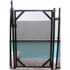 WATER WARDEN SELF CLOSING 5H X 3W SAFETY GATE WITH MAGNA LATCH Baby
