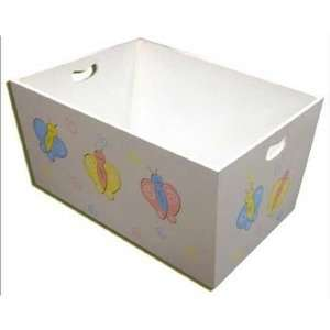 LC Creations Pretty Butterfly Extra Large Storage Bin Baby