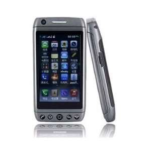 Touch Screen Quad band Dual Sim Cell Phone Cell Phones & Accessories