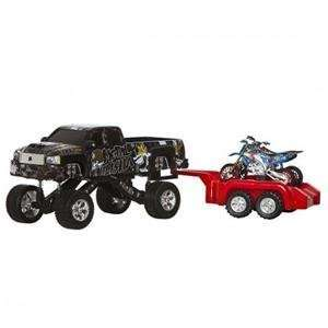 Metal Mulisha Truck & Trailer   132 Scale/   Automotive