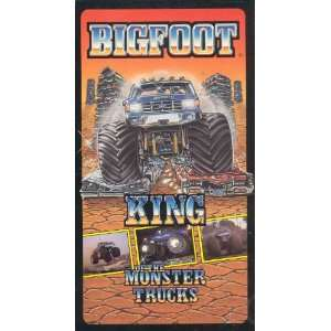 Bigfoot King of the Monster Trucks Movies & TV