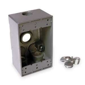 BELL 5321 0 Single Gang Outlet Box
