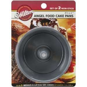 Wilton W1827 Mini Angel Food Cake Pans   Pack of 2