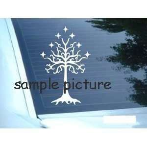 LORD OF THE RINGS GONDOR TREE Car Window Laptop Vinyl Decal Sticker