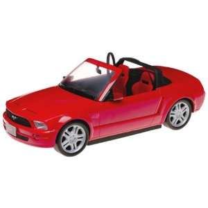 Barbie Ford Mustang Convertible  Toys & Games