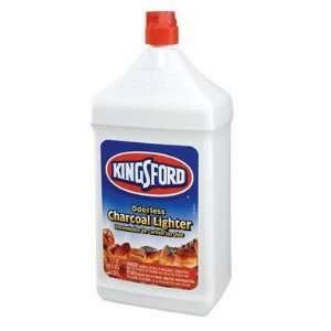 Kingsford 71178 CHARCOAL LIGHTER FLUID 64 OZ