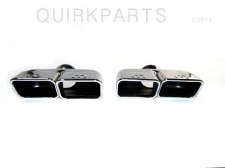 2008 2009 2010 2011 dodge challenger dual exhaust tips chrome brand