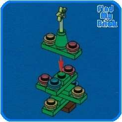 Lego Star Wars Advent Calendar   Christmas Tree   7958 NEW