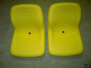 Two John Deere Gator Seats 4x2 6x4 Made by Milsco New