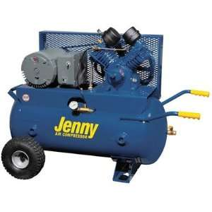 Jenny Products G5A   8   30 Gallon 5 HP Electric 230 Volt Single Stage