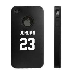 Silicone Case Jersey Style Michael Jordan Cell Phones & Accessories